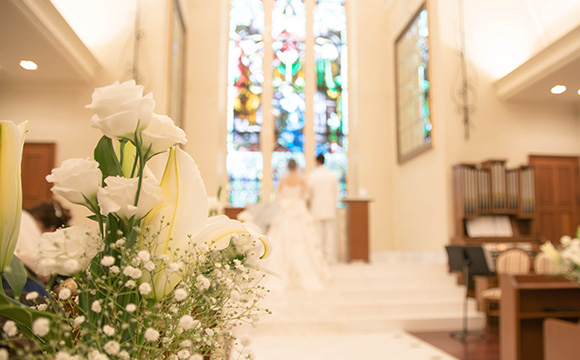 失敗しない! 結婚式のスタイル