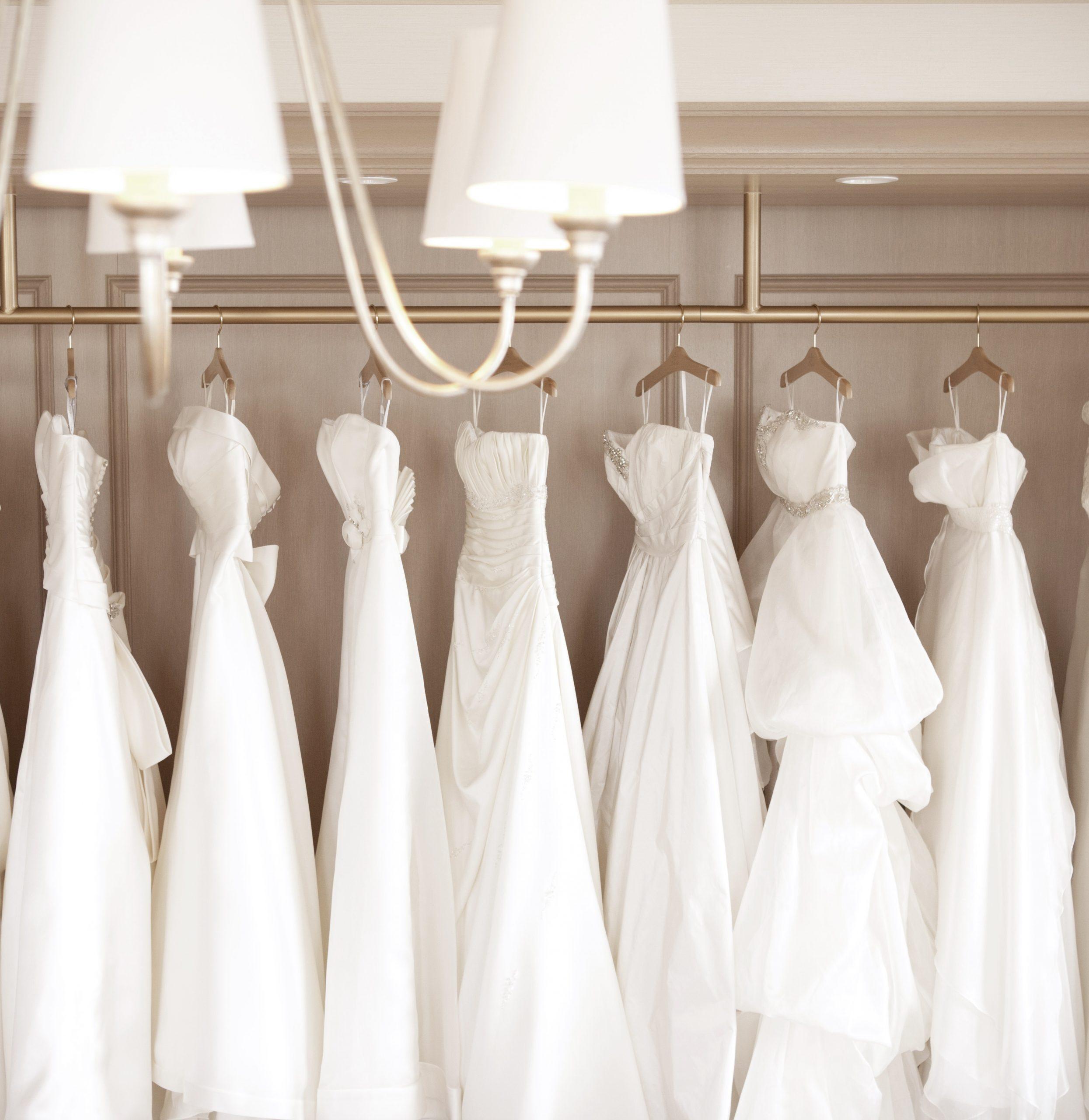 花嫁を輝かせてくれるドレスが豊富に揃う抜群のラインナップ!